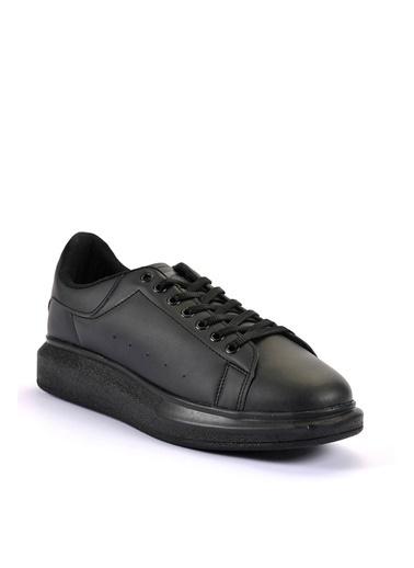 Slazenger Slazenger Gamba Günlük Giyim Erkek Ayakkabı  Siyah